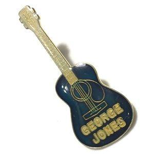 Vintage Jewelry - 🛑SOLD🛑 Vintage 1980's George Jones Pin